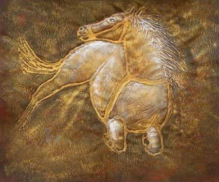 Obraz - Divoký kůň