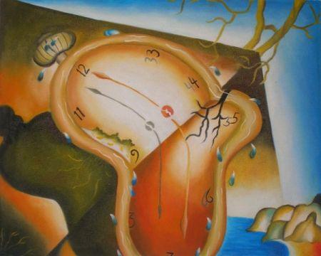 Obraz - Exploze času