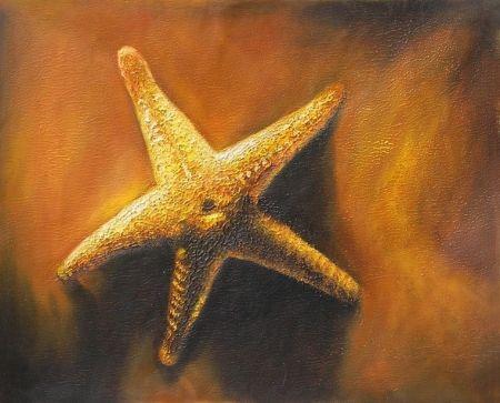 Obraz - Hvězdice