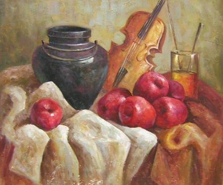 Obraz - Jablka