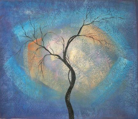 Obraz - Kmen stromu II.