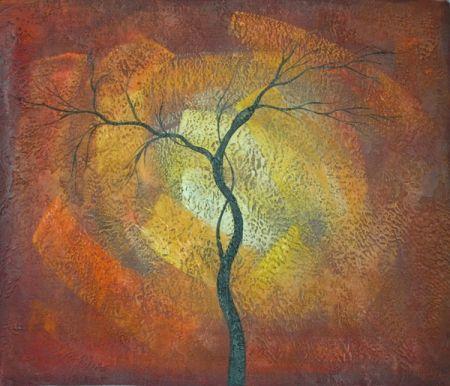 Obraz - Kmen stromu