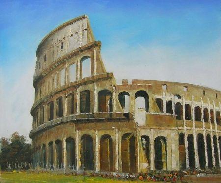 Obraz - Koloseum