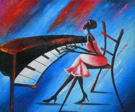 Obraz - Koncert na piano