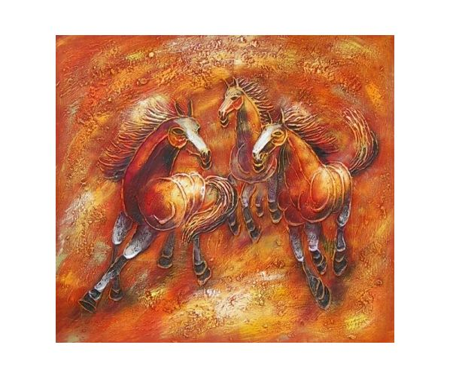 Obraz - Koně v běhu
