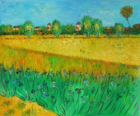 Obraz - Kukuřičné pole