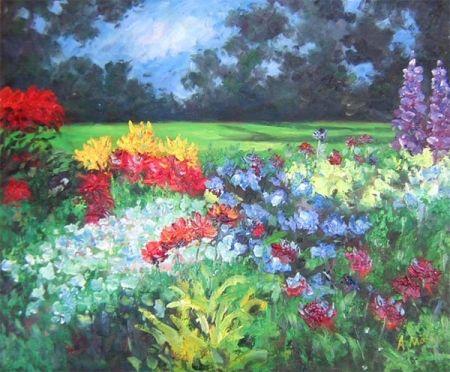 Obraz - Květinové zátiší