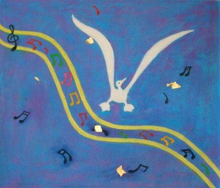 Obraz - Létaní