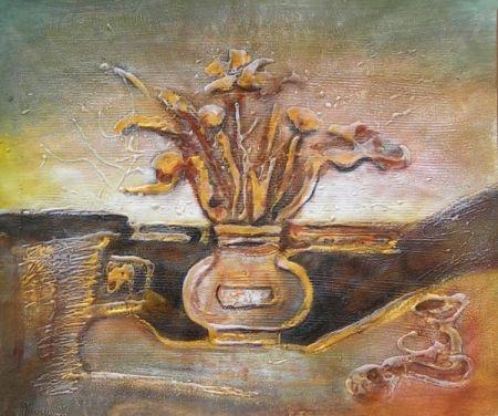 Obraz - Moderní kytice