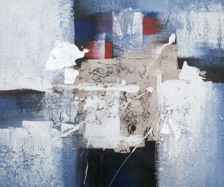 Obraz - Modré snění