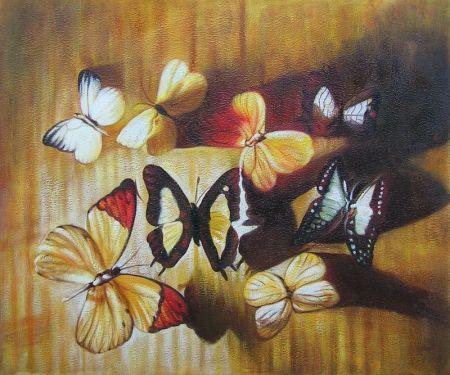 Obraz - Motýlci