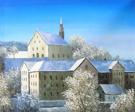 Obraz - Mrazíkova vesnice