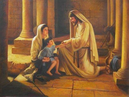 Obraz - Náboženský motiv 9