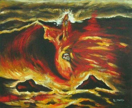 Obraz - Pán ohně