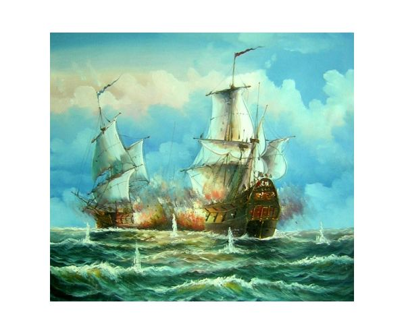 Obraz - Plachetnice na moři 7
