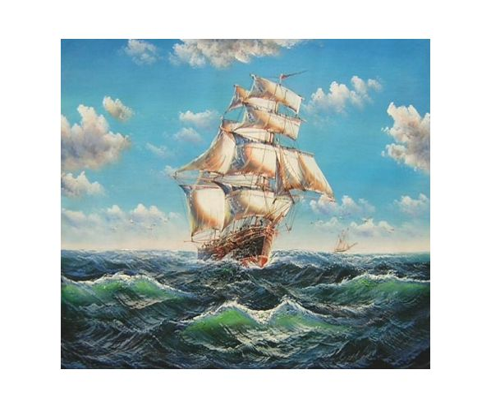 Obraz - Plachetnice na moři 10