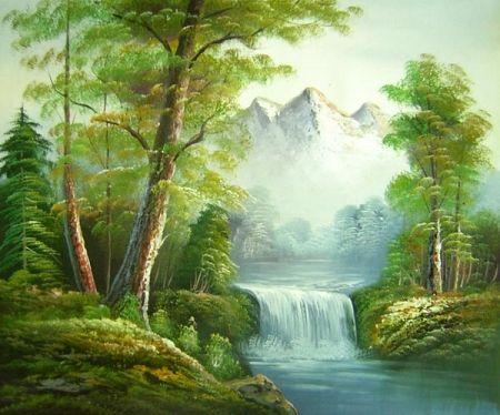 Obraz - Podhorský vodopád