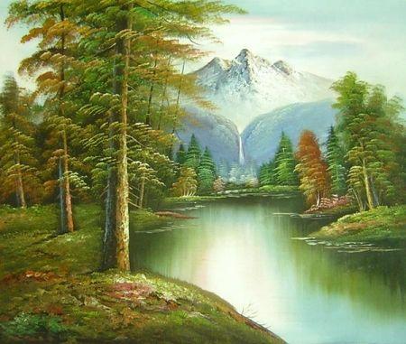 Obraz - Příroda