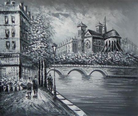 Obraz - Řeka