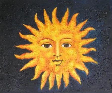 Obraz - Slunce