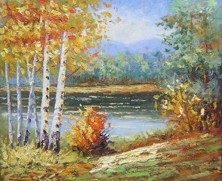 Obraz - Slunečný podzim