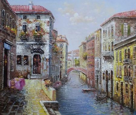 Obraz - Slunné Benátky