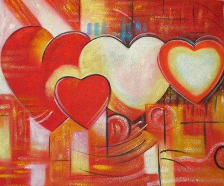Obraz - Srdce