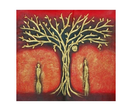 Obraz - Strom Adama a Evy