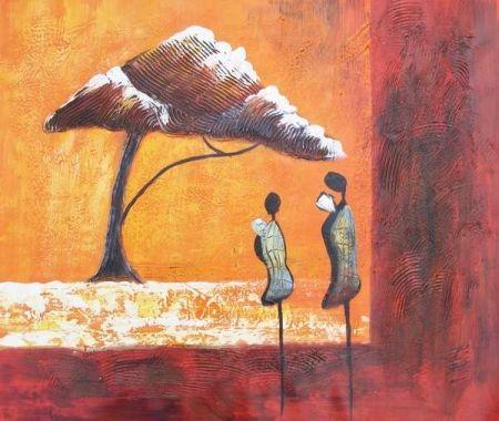 Obraz - Strom poznání
