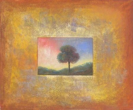 Obraz - Strom v rámu