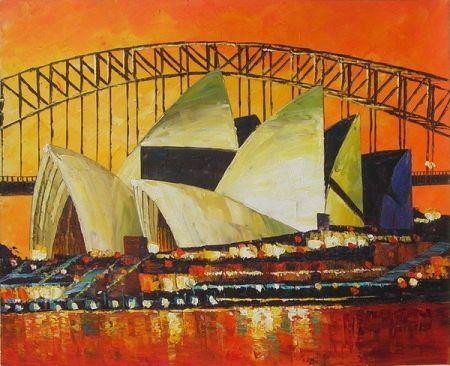 Obraz - Sydney