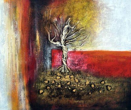 Obraz - Tančící strom