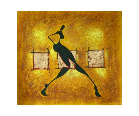 Obraz - Tanec