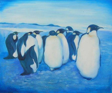 Obraz - Tučňáci