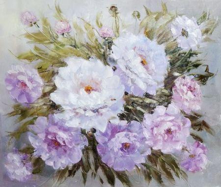 Obraz - V plném květu