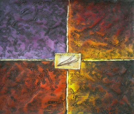 Obraz - Ve čtvercích