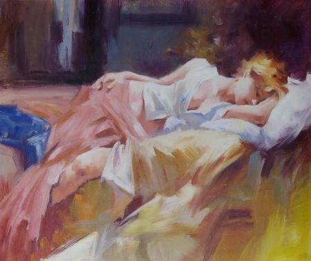 Obraz - Ve spánku