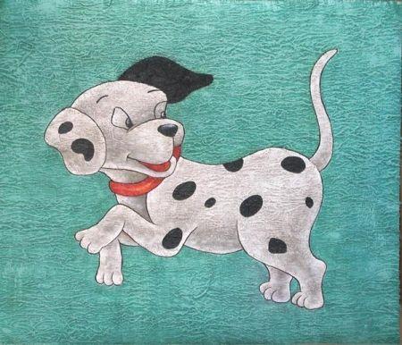 Obraz - Veselý psík