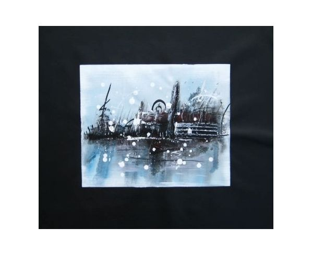 Obraz - Zasněžená krajina