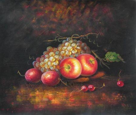 Obraz - Zátiší s ovocem