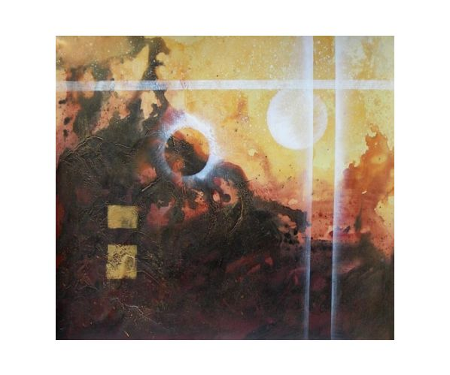 Obraz - Zatmění slunce