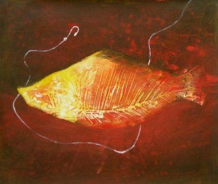 Obraz - Zlatá ryba
