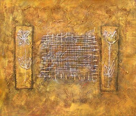 Obraz - Zlaté šití