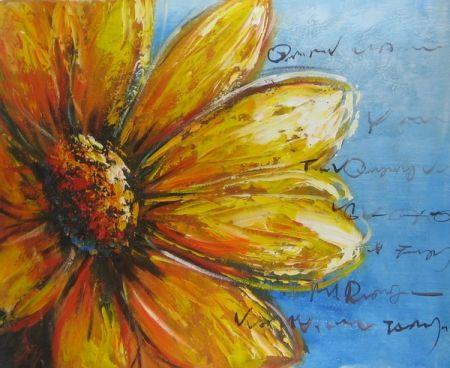 Obraz - Zlatý květ