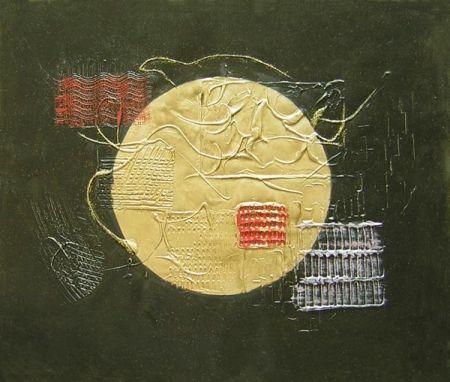 Obraz - Zlatý míček