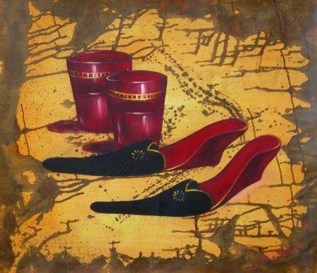 Obraz - Ztracené boty
