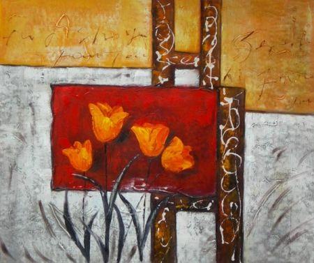 Obraz - Ztracené květy