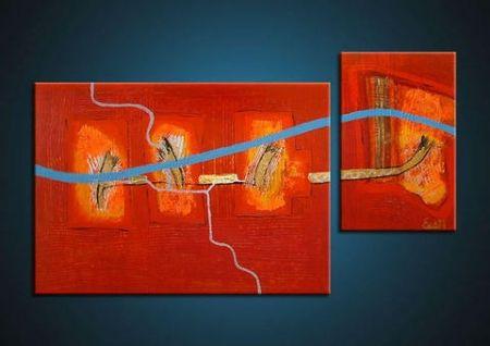 Obrazový set - Abstraktní obraz