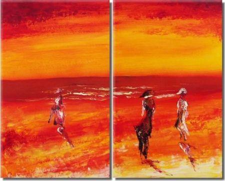 Obrazový set - Letní horko