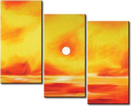 Obrazový set - Sluneční záře